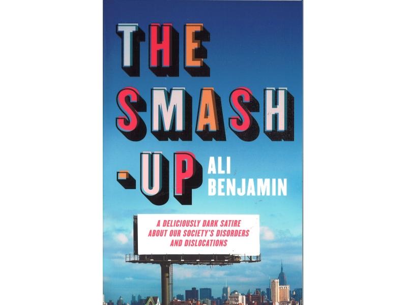 Ali Benjamin - The Smash Up