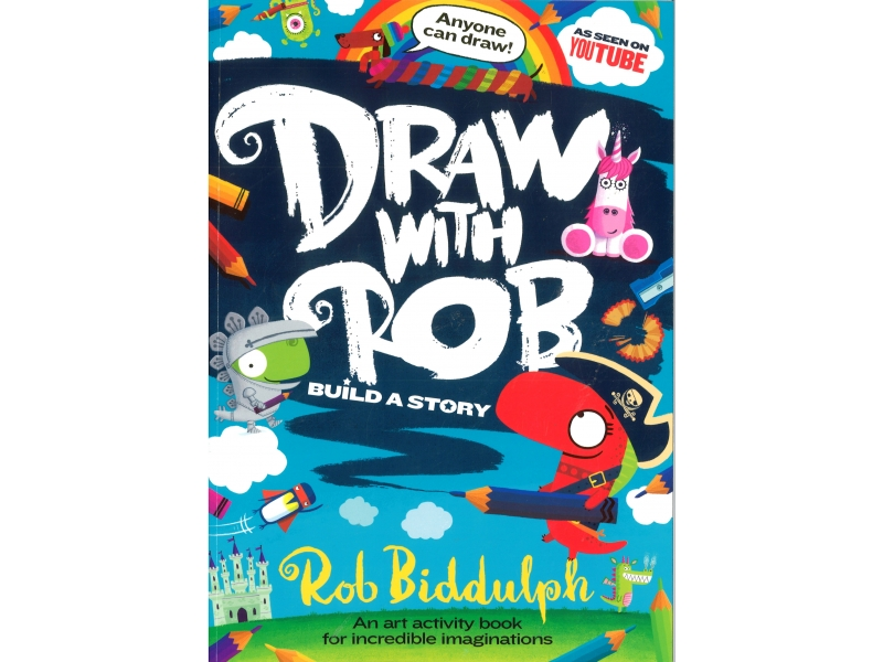 Rob Biddulph - Draw With Rob