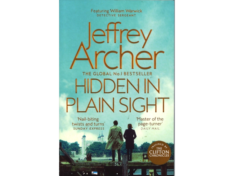Jeffrey Archer - Hidden In Plain Sight