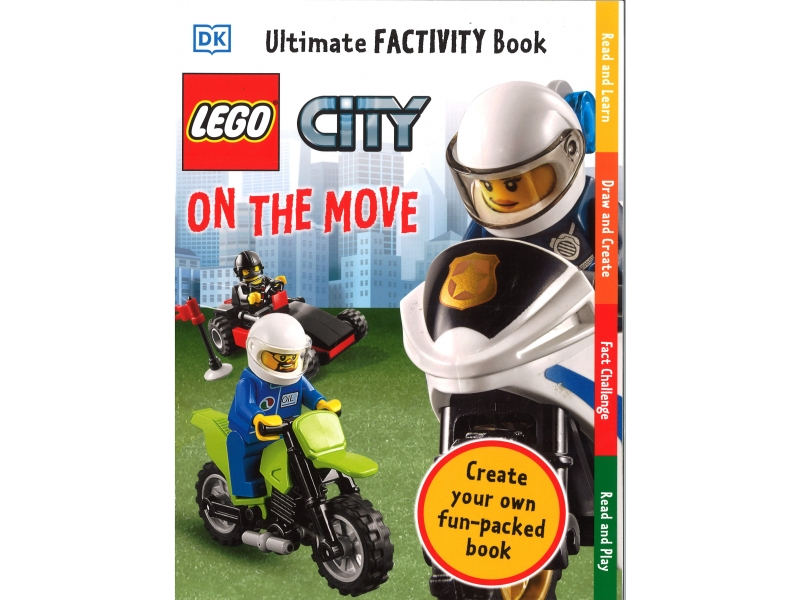 Lego City On The Move