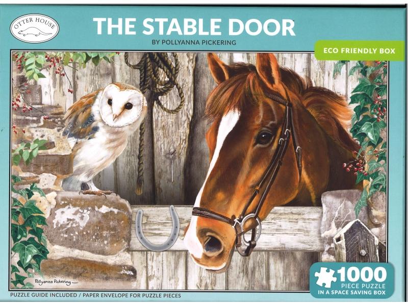 The Stable Door - 1000 Piece Jigsaw
