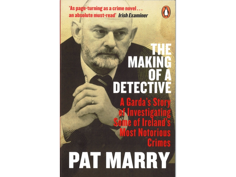 Pat Marry - The Making Of A Detective