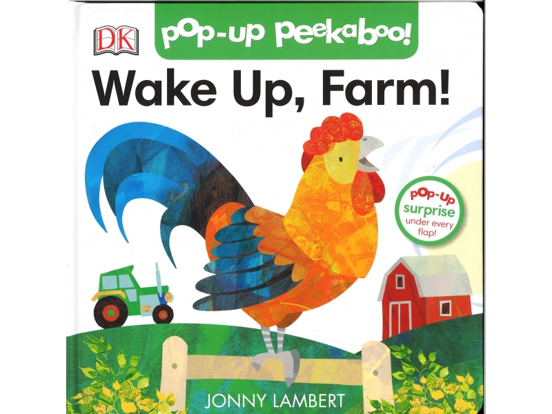 Pop-Up Peekaboo ! Wake Up, Farm !