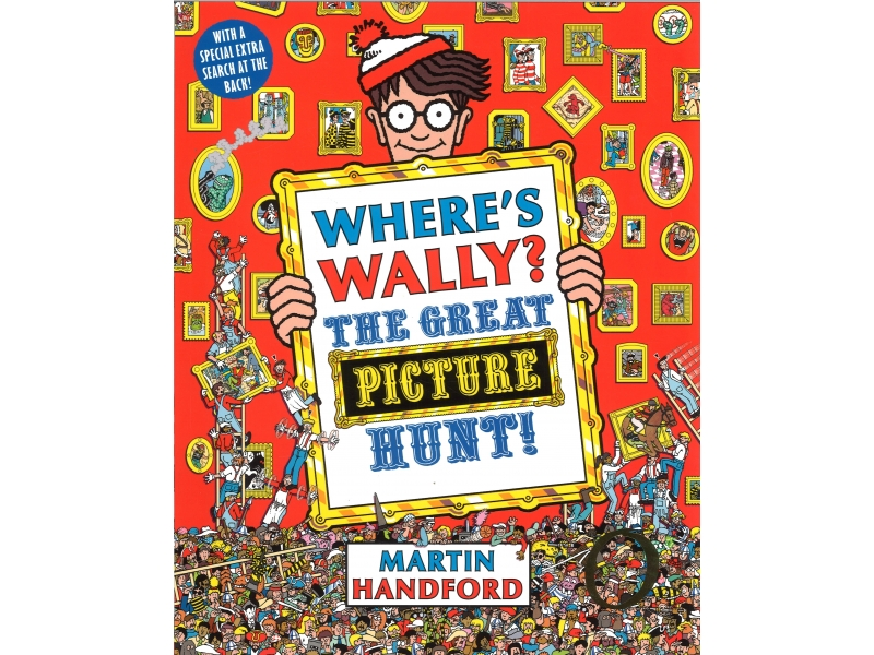 Where's Wally ? The Great Picture Hunt !