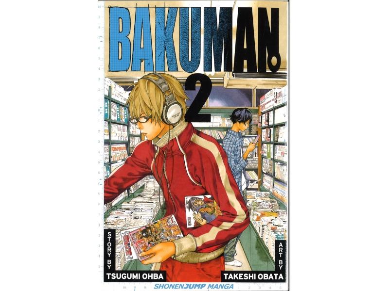 Bakuman 2 - Tsugumi Ohba & Takeshi Obata