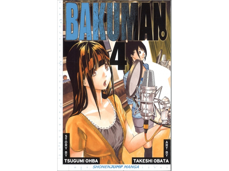 Bakuman 4 - Tsugumi Ohba & Takeshi Obata