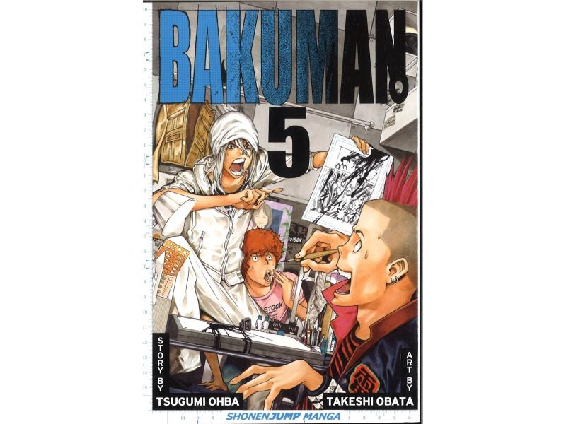 Bakuman 5 - Tsugumi Ohba & Takeshi Obata