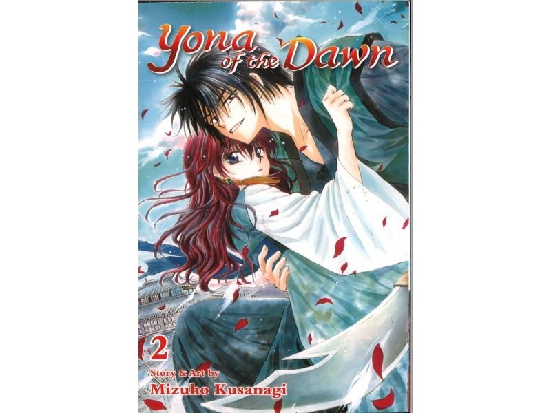 Yona Of The Dawn 2 - Mizuho Kusanagi