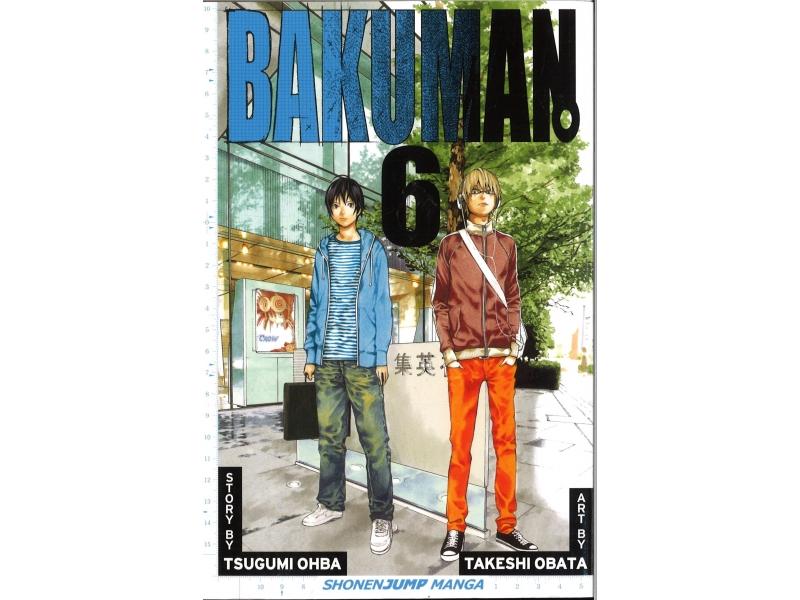 Bakuman 6 - Tsugumi Ohba & Takeshi Obata