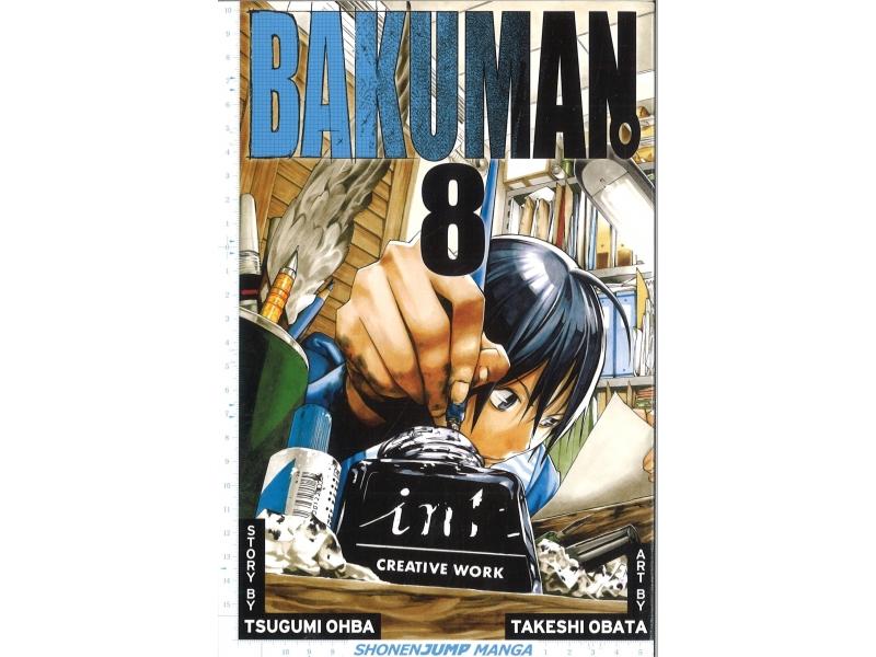Bakuman 8 - Tsugumi Ohba & Takeshi Obata