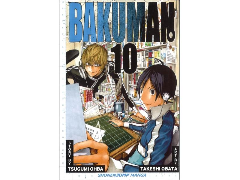 Bakuman 10 - Tsugumi Ohba & Takeshi Obata