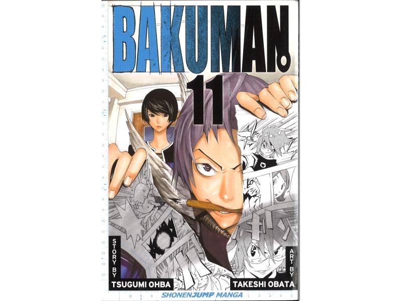 Bakuman 11 - Tsugumi Ohba & Takeshi Obata