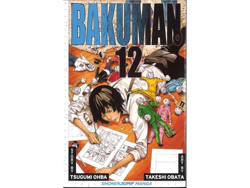 Bakuman 12 - Tsugumi Ohba & Takeshi Obata