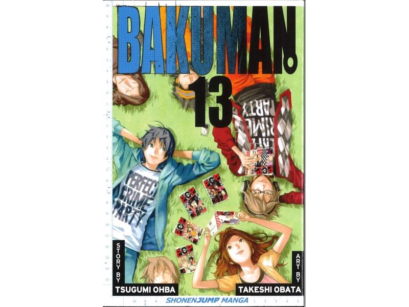 Bakuman 13 - Tsugumi Ohba & Takeshi Obata