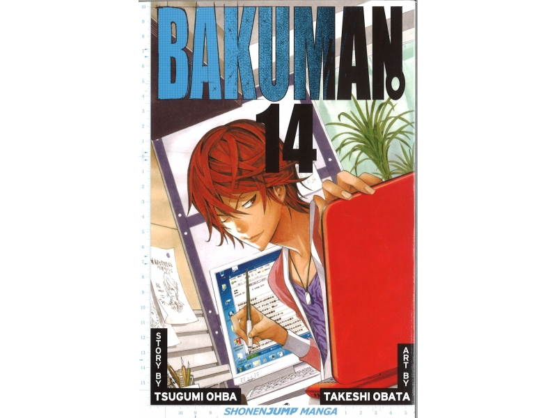 Bakuman 14 - Tsugumi Ohba & Takeshi Obata