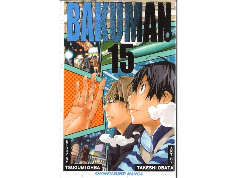 Bakuman 15 - Tsugumi Ohba & Takeshi Obata