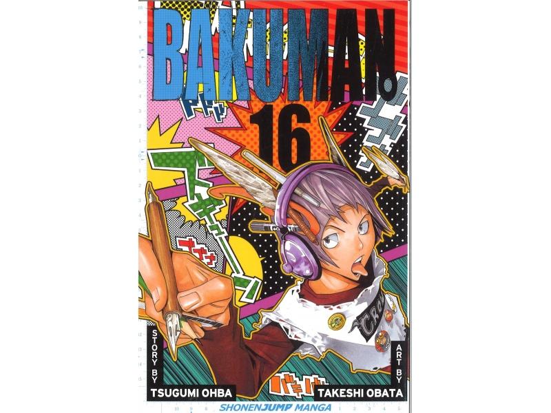 Bakuman 16 - Tsugumi Ohba & Takeshi Obata