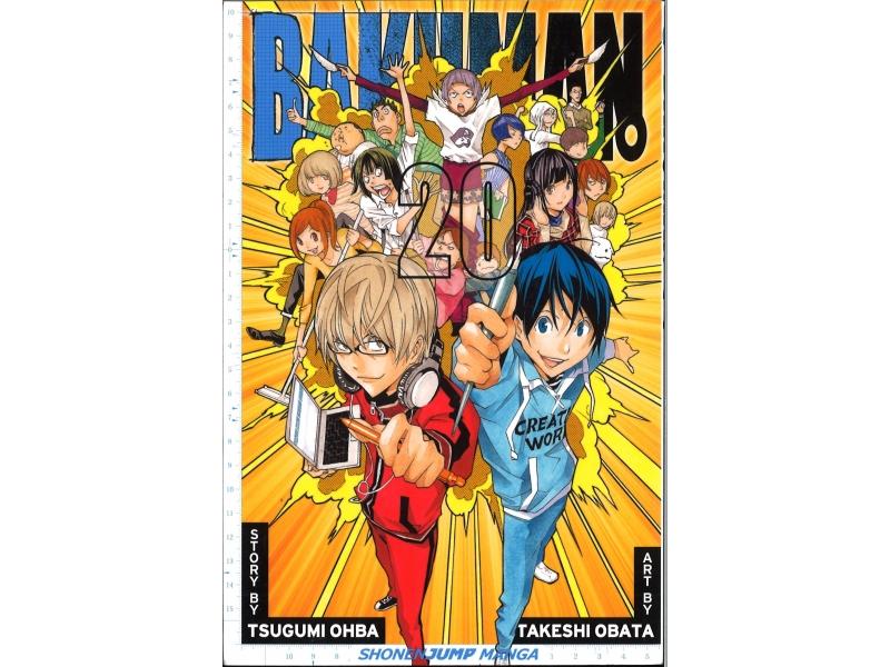 Bakuman 20 - Tsugumi Ohba & Takeshi Obata