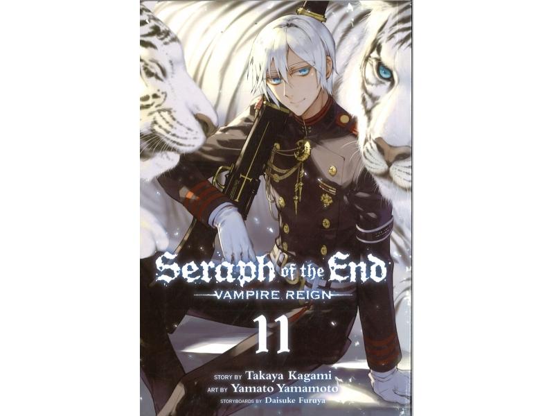 Seraph Of The End - Vampire Reign 11 - Takaya Kagami