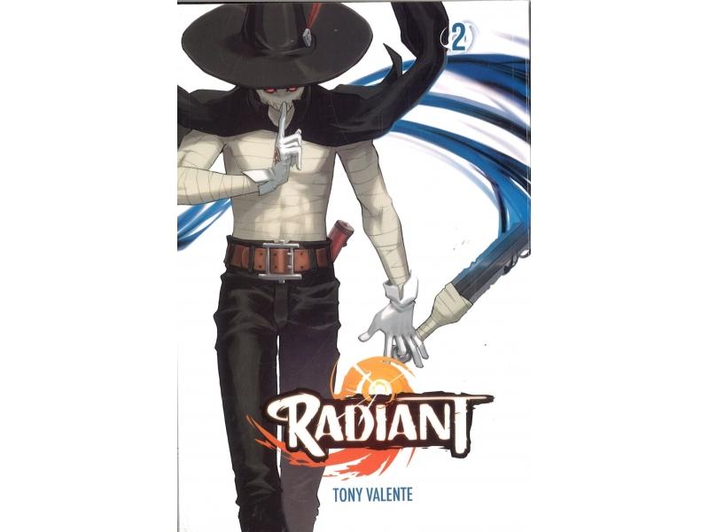Radiant 2 - Tony Valente