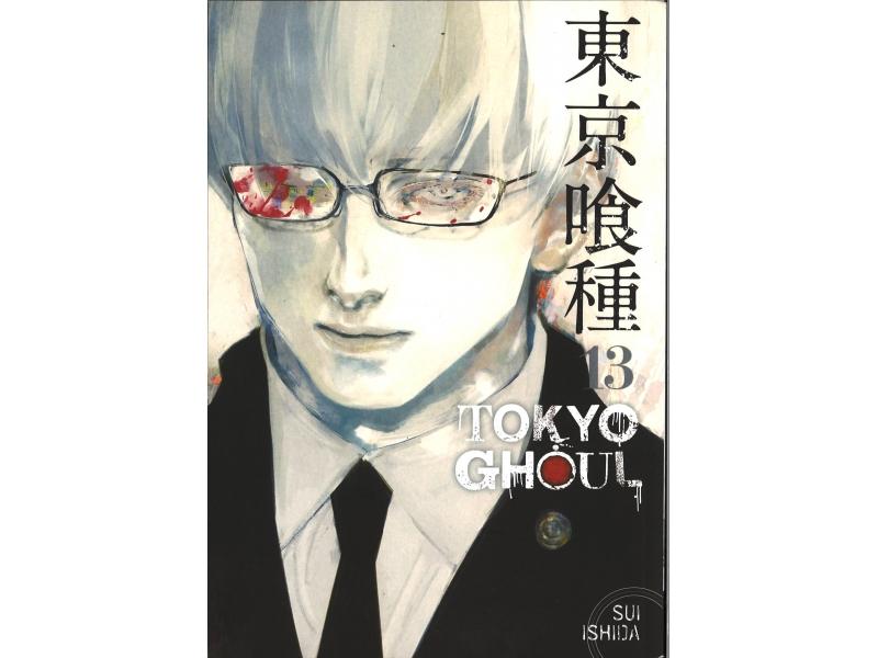 Tokyo Ghoul 13 - Sui Ishida