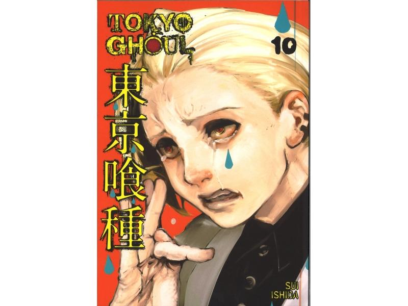Tokyo Ghoul 10 - Sui Ishida