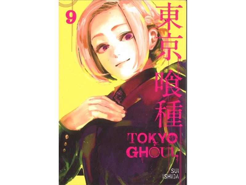 Tokyo Ghoul 9 - Sui Ishida