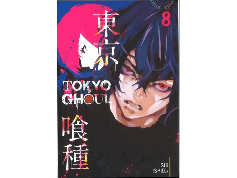 Tokyo Ghoul 8 - Sui Ishida