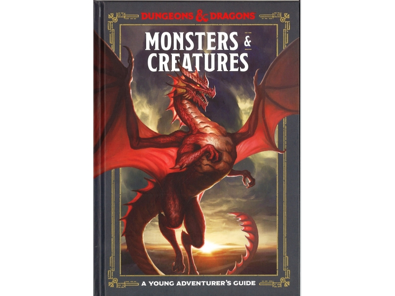 Dungeons & Dragons - Monsters & Creatures