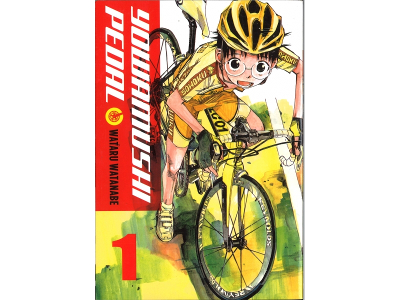 Yowamushi Pedal 1 - Wataru Watanabe