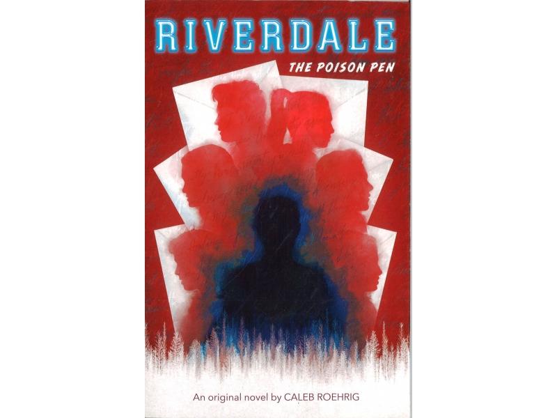 Riverdale Poisin Pen - Caleb Roehrig