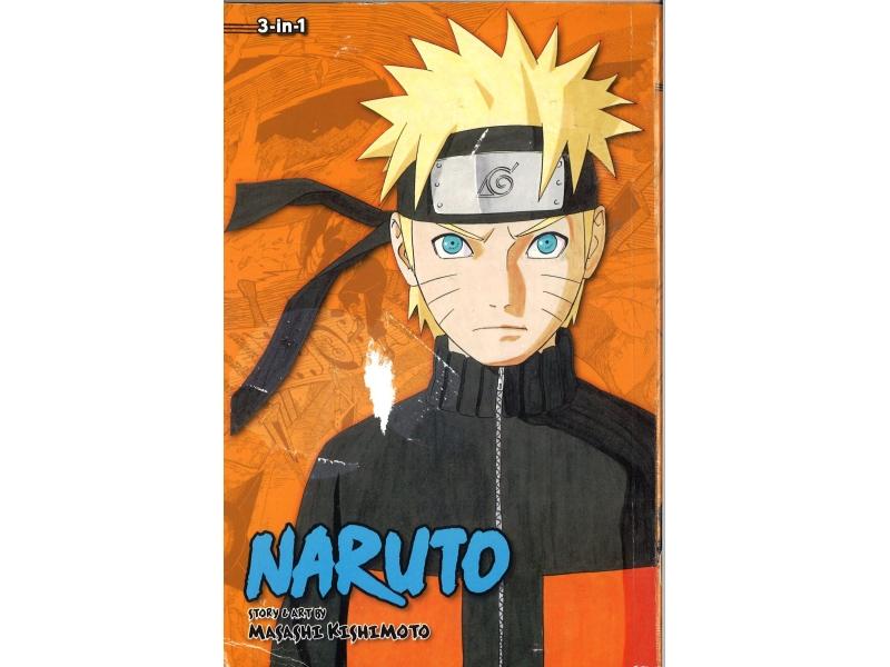 Naruto 3-in-1 Volumes 43-44-45 - Masashi Kishimoto