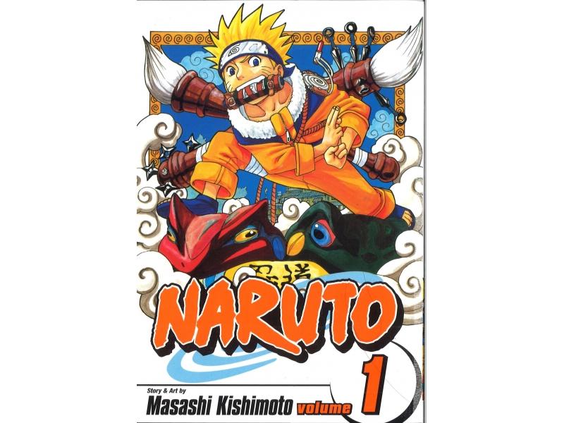 Naruto 1 - Masashi Kishimoto
