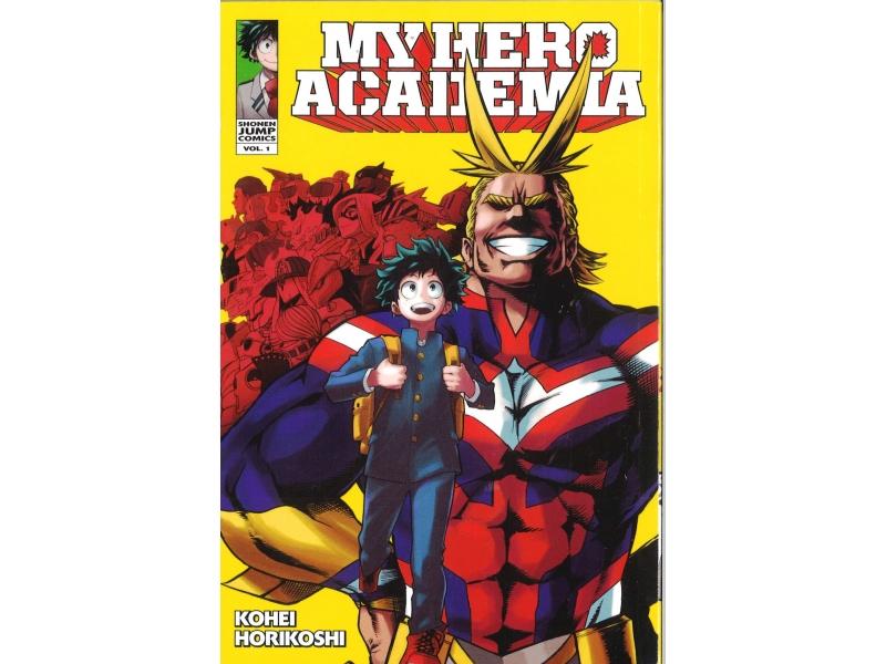 My Hero Academia 1 - Kohei Horikoshi