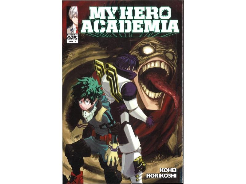 My Hero Academia 6 - Kohei Horikoshi