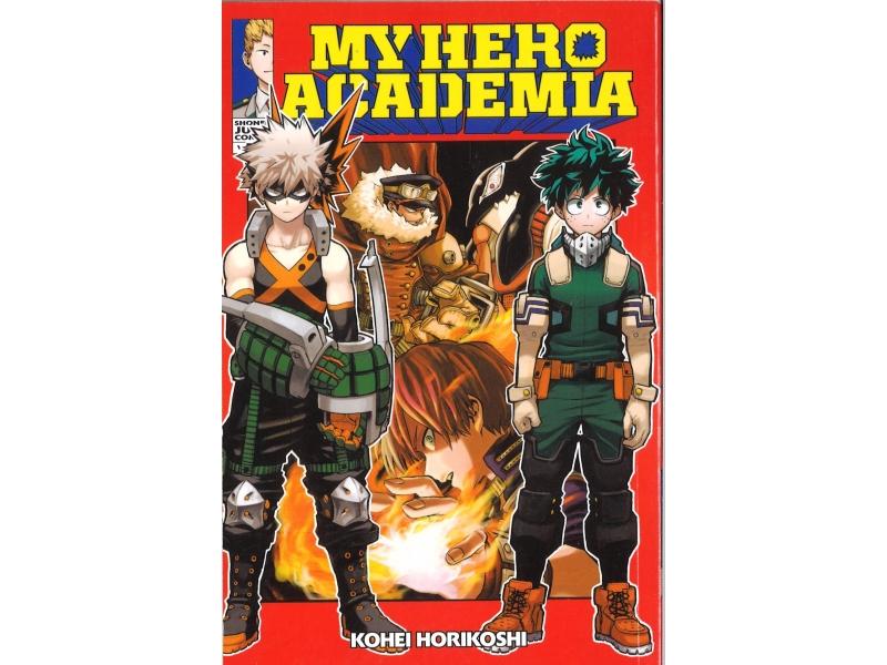 My Hero Academia 13 - Kohei Horikoshi