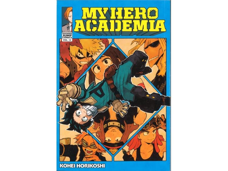 My Hero Academia 12 - Kohei Horikoshi