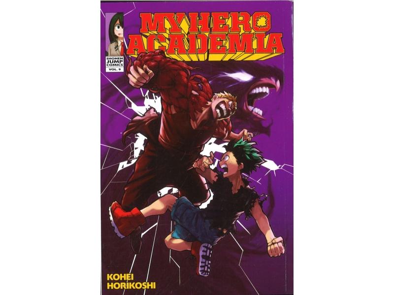 My Hero Academia 9 - Kohei Horikoshi