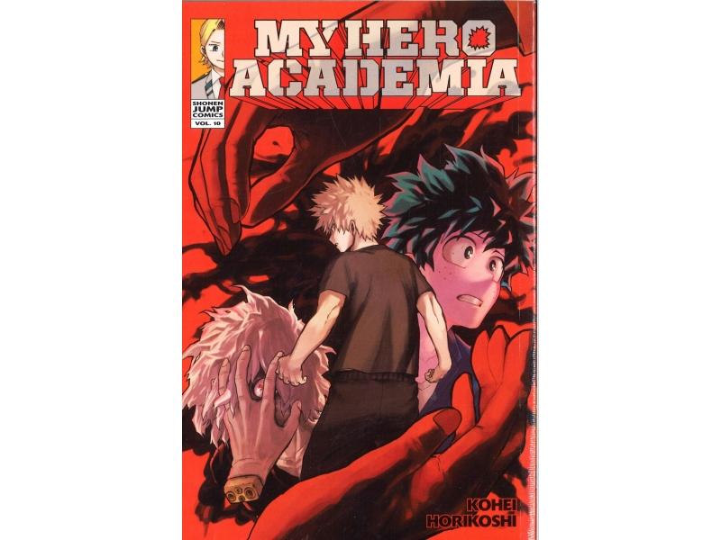 My Hero Academia 10 - Kohei Horikoshi
