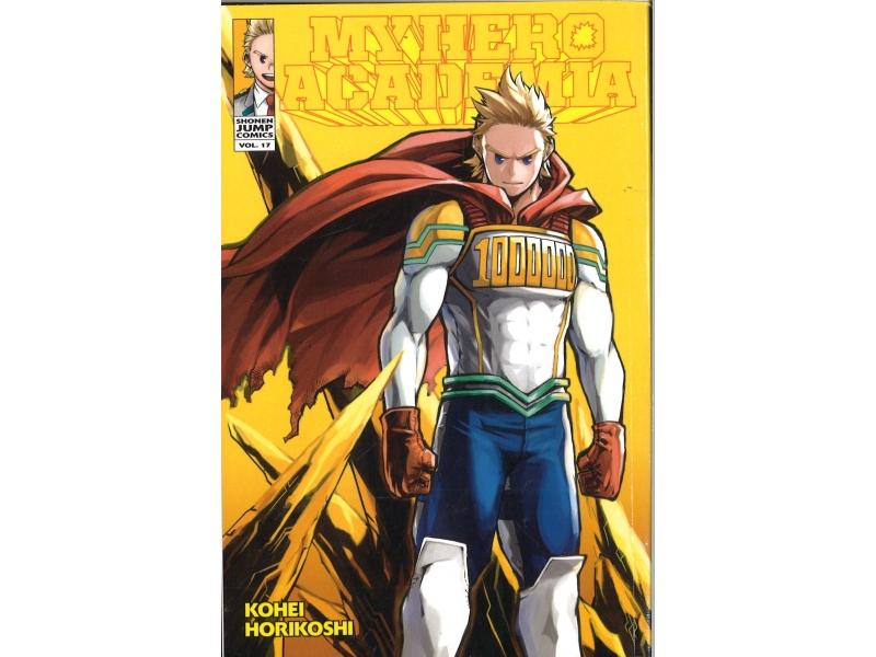 My Hero Academia 17 - Kohei Horikoshi