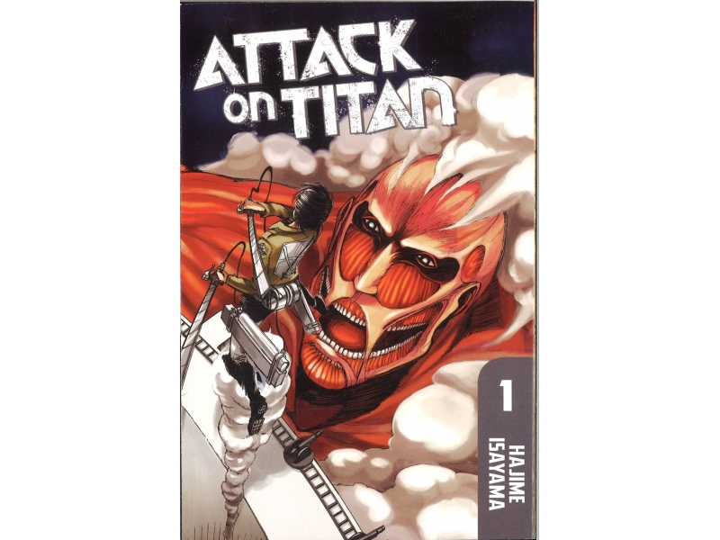 Attack On Titan 1 - Hajime Isayama