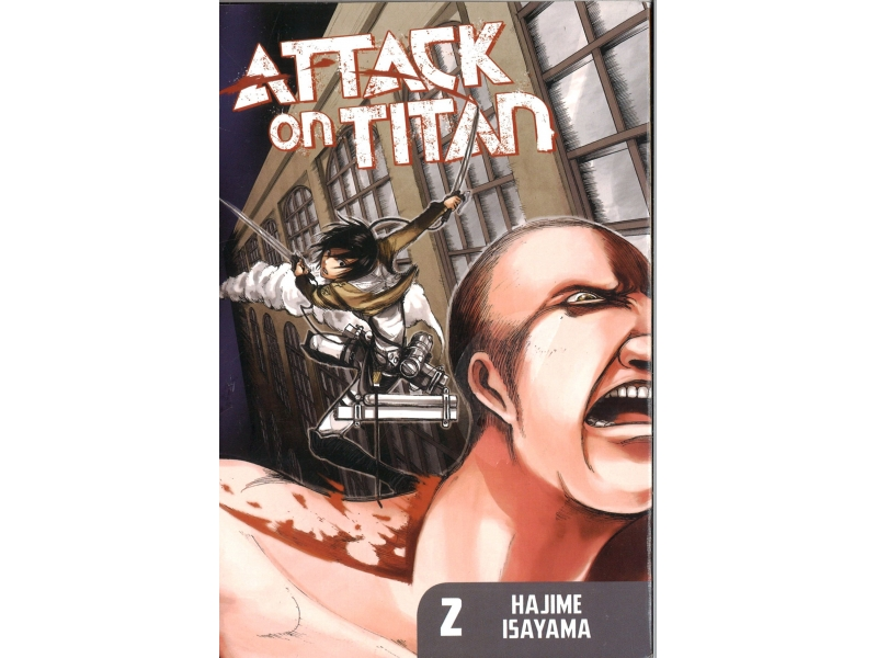 Attack On Titan 2 - Hajime Isayama