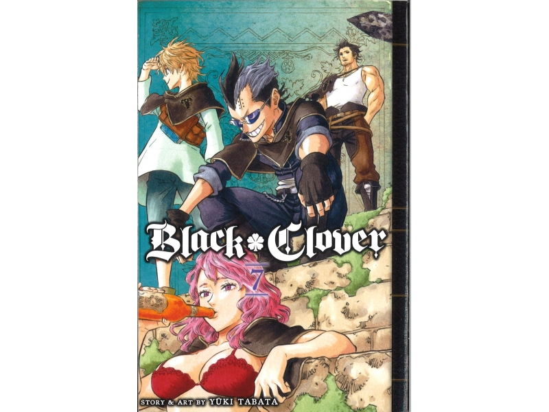 Black Clover 7 - Yuki Tabata
