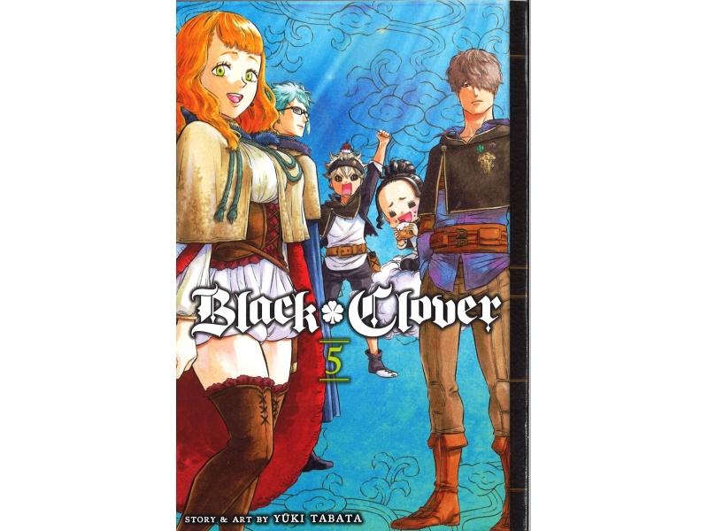 Black Clover 5 - Yuki Tabata
