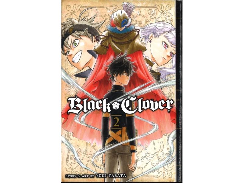 Black Clover 2 - Yuki Tabata