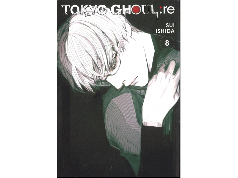 Tokyo Ghoul Re 8 - Sui Ishida
