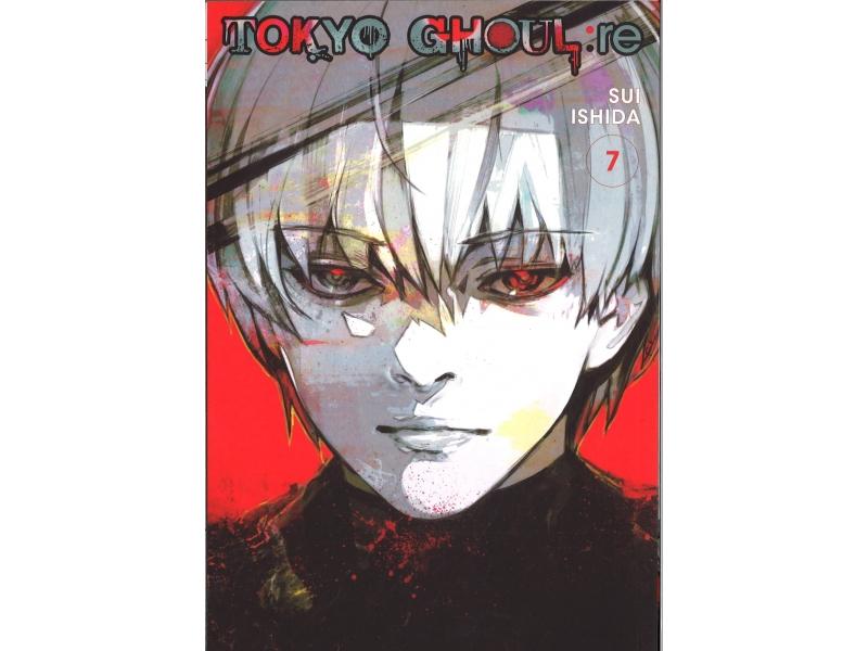 Tokyo Ghoul Re 7 - Sui Ishida