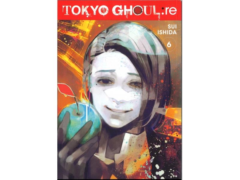 Tokyo Ghoul Re 6 - Sui Ishida