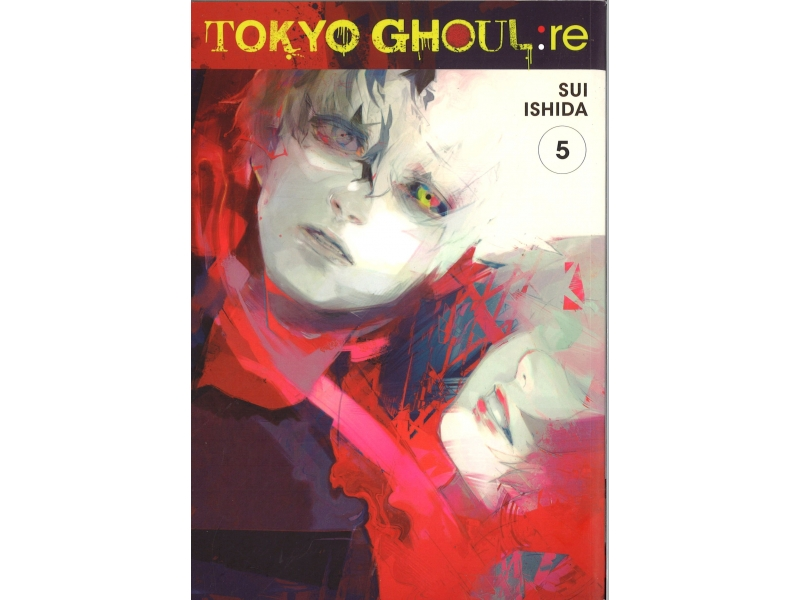 Tokyo Ghoul Re 5 - Sui Ishida