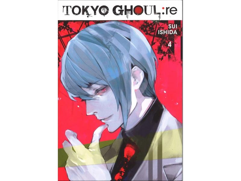 Tokyo Ghoul Re 4 - Sui Ishida